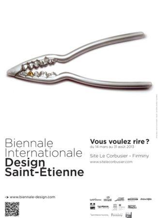 affiche_vous_voulez_rire_exposition_design_project_biennale_design_saint-etienne