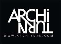 Logo Architurn_agence Design Project